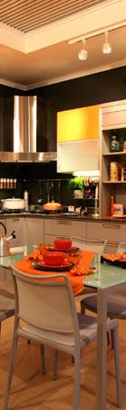 Mocci arredamenti cucine for Mobilifici genova